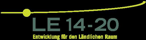 LE 14-20 Entwicklung für den ländlichen Raum