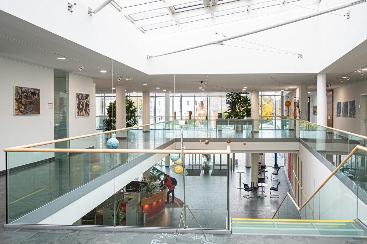 Rathaus Foyer 1. OG