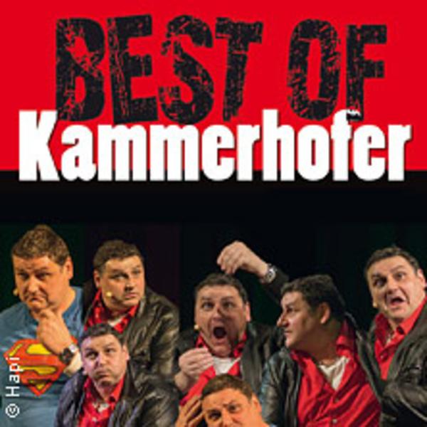 Walter Kammerhofer - Best Of - ERSATZTERMIN für 25. März 2021