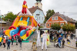Stadtfest mit Kirtag & Familientag