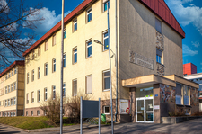 Gebäude der Volksschule Leonding