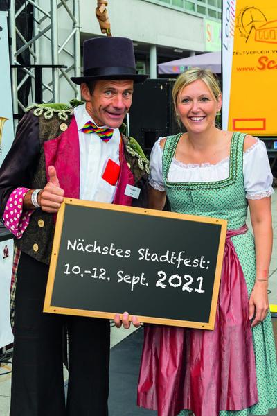 Stadtfest 2021
