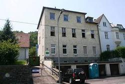 Außenansicht Gebäude Kindergarten