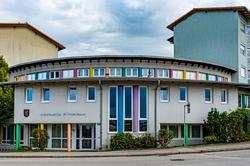 Gebäude des Kindergartens Richterstraße
