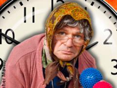 Markus Hirtler als Ermi-Oma - ERSATZTERMIN für 26. März 2020