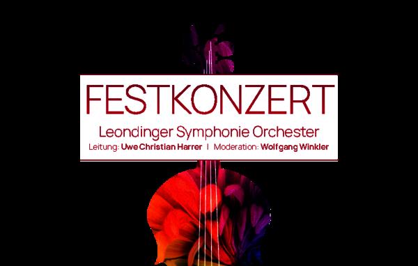 "Leondinger Symphonie Orchester – Festkonzert ""25 Jahre Rotary-Club Linz-Leonding"""