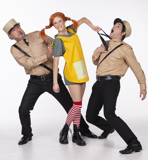 Pippi Langstrumpf - Das Musical - ERSATZTERMIN für 28. Februar 2021