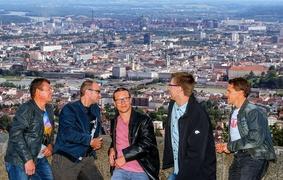 AUFDRAHT – Austropop vom Feinsten