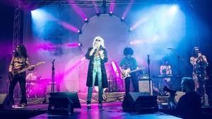 Golden Glitter Band - Die große Schlagerparade der 70er