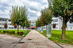 Gebäude der Höhere Technische Bildungslehranstalt (HTBLA)