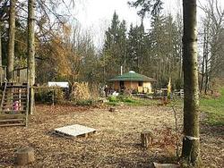 Außenansicht Waldkindergarten