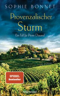 Cover Bonnet Sophie - Provenzalischer Sturm