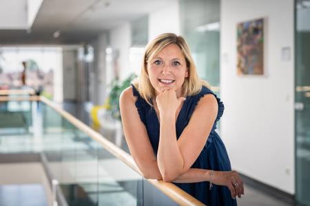 Bürgermeisterin Sabine Naderer-Jelinek