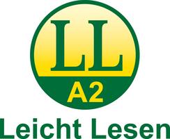 Leicht lesen A2 Logo