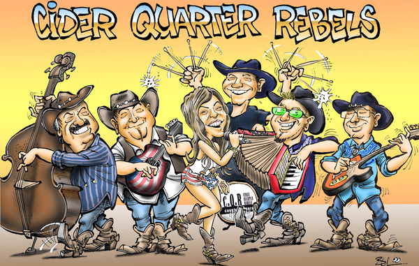 C.Q.R. – Cider Quarter Rebels
