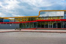 Gebäude der Volksschule Haag