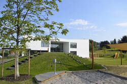 Gebäude des Kindergartens Hainzenbachstrasse