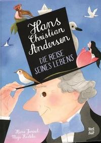Cover Janisch Heinz - Hans Christian Andersen - Die Reise seines Lebens