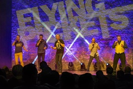 The Flying Pickets - Only Human Tour 2022 - ERSATZTERMIN für 19. März 2021