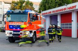 Feuerwehr Hart