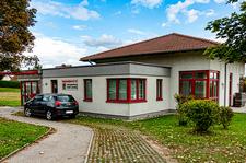 Gebäude der Tagesheimstätte Untergaumberg