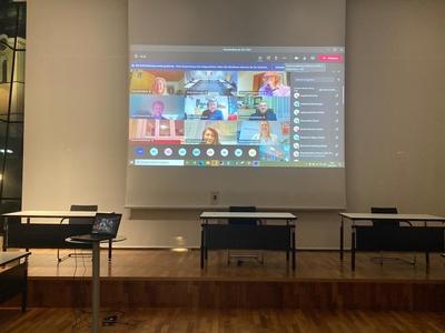 Virtuelle Gemeinderatssitzung