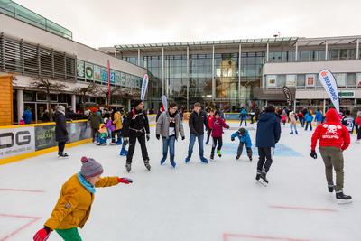 Eislaufplatz Leonding 2019