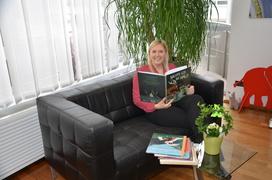 Bürgermeisterin liest aus Kinderbüchern
